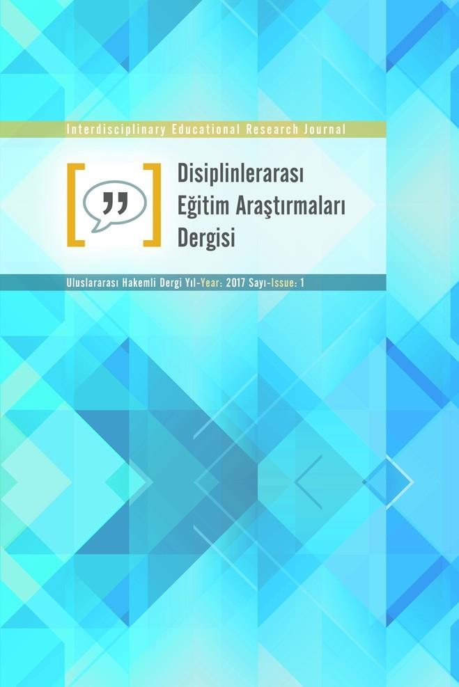Disiplinlerarası Eğitim Araştırmaları Dergisi