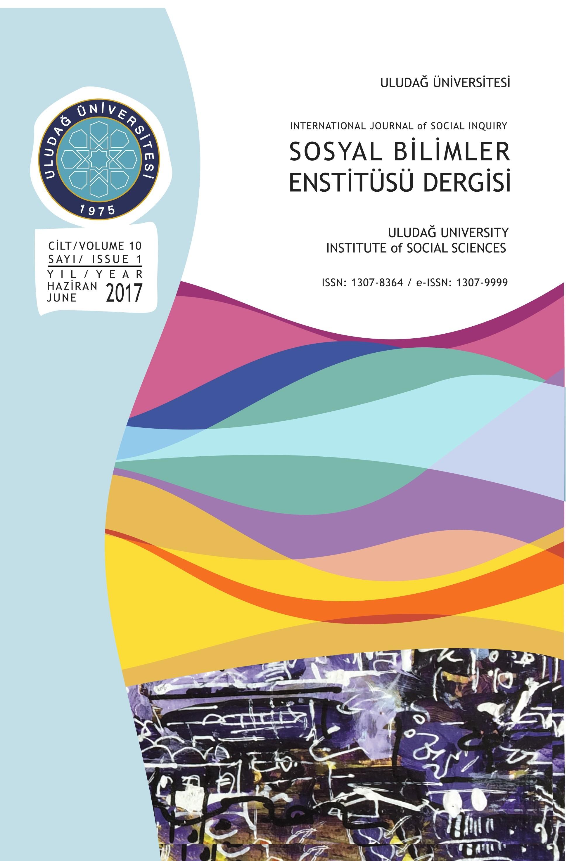 International Journal of Social Inquiry