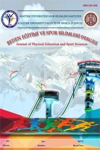 Beden Eğitimi ve Spor Bilimleri Dergisi