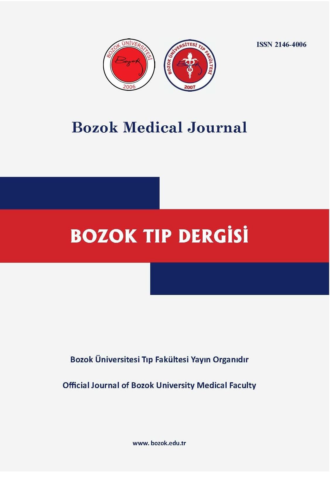 Bozok Tıp Dergisi
