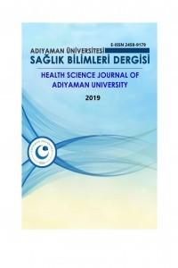 Health Sciences Journal of Adıyaman University