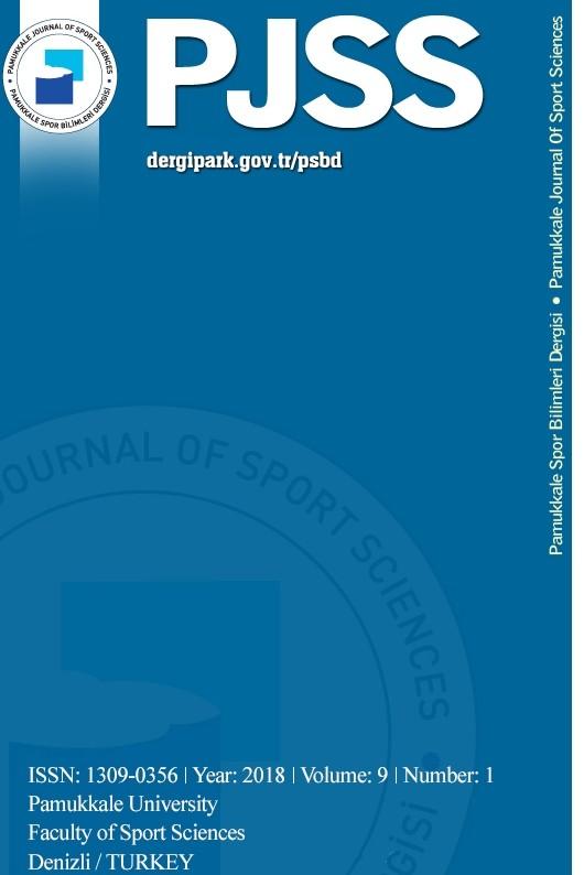 Pamukkale Journal of Sport Sciences