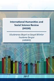Uluslararası Beşeri ve Sosyal Bilimler İnceleme Dergisi