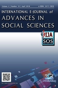 IJASOS- International E-journal of Advances in Social Sciences