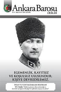 Ankara Barosu Dergisi