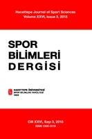 Spor Bilimleri Dergisi