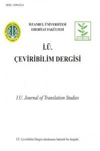 IU Journal of Translation Studies