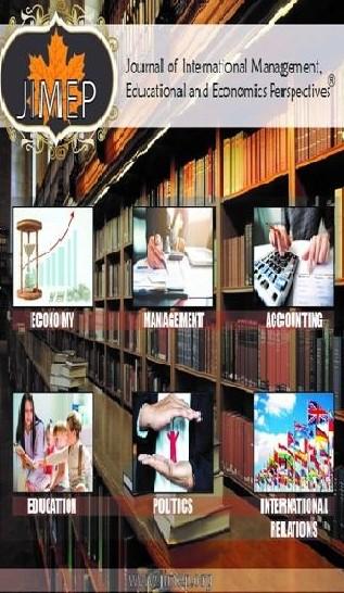 Uluslararası Yönetim, Eğitim ve Ekonomik Perspektifler Dergisi