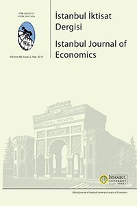 İstanbul İktisat Dergisi / Istanbul Journal of Economics