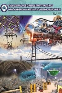 Eskişehir Osmangazi Üniversitesi Mühendislik Mimarlık Fakültesi Dergisi