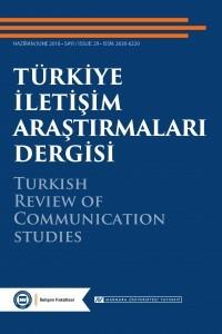Turkish Review of Communication Studies