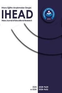 Ihlara Eğitim Araştırmaları Dergisi