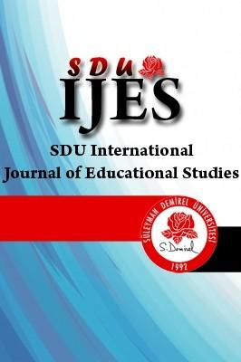 SDU International Journal of Educational Studies