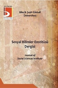 Bilecik Şeyh Edebali University Journal of Social Science Institute