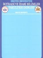 Erciyes Üniversitesi İktisadi ve İdari Bilimler Fakültesi Dergisi
